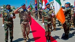 Download On Peacekeepers' Day, UNIFIL pays tribute to military and civilian personnel Video