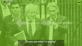 Download Leaked: BoJo on Trump and Brexit Video