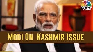 Download PM Modi Says Article 370 Hindering Development of Jammu and Kashmir, People Now Want Change Video