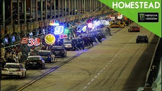 Download Monster Energy NASCAR Cup Series- Full Race -Ford EcoBoost 400 Video