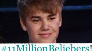 Download Justin Bieber has 11 Million Followers on Twitter Video