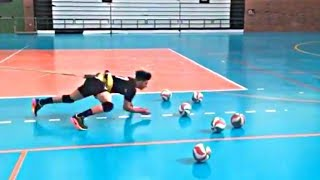 Download Best Libero Volleyball Trainings 2018 (HD) Video