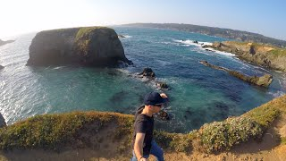 Download San Francisco to Seattle Road Trip - Mendocino, Crater Lake, Oregon Dunes, Thor's Well... Video