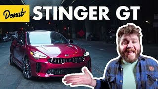 Download Kia Stinger GT | The New Car Show Video