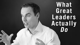Download What Great Leaders Actually DO Video