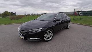 Download 2017 Opel Insignia Grand Sport 1.5 Turbo - POV, 0-140, interior and exterior | motosekcja HD Video