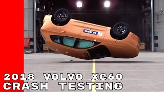 Download 2018 Volvo XC60 Crash Testing Video