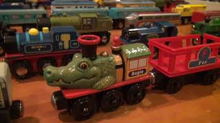 Download NOT a Thomas Wooden Railway Collection Video Video