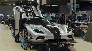 Download Preparing the 1360hp One:1 for its Debut - /INSIDE KOENIGSEGG Video