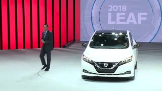 Download 2018 Nissan LEAF: The Las Vegas Reveal Video