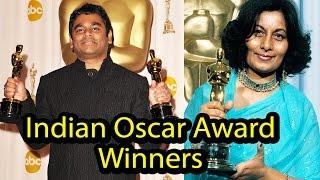 Download 5 Oscar Award Winner Indian Celebrities Video