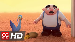 Download CGI Animated Short Film ″Bye Bye Birdy Short Film″ by Clément Masson Video