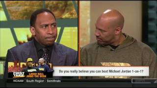 Download LaVar Ball on First Take Video