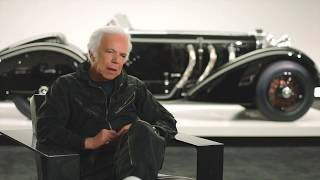 Download Ralph Lauren interview about his car collection New York - Unravel Travel TV Video