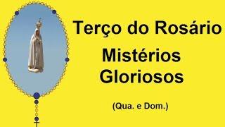 Download Terço do Rosário - Mistérios Gloriosos - Nossa Senhora de Fátima (Qua. e Dom.) Video