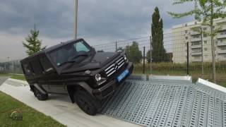 Download 2017 Mercedes-Benz G Class Experience at the Magna Plant in Graz, Austria Video