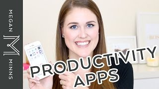 Download TOP PRODUCTIVITY APPS: The 5 iPhone apps I use every day! Video