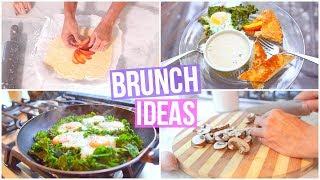 Download 3 EASY BRUNCH IDEAS! Video