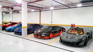 Download The Best Specced Exotic Car Collection in Qatar Video