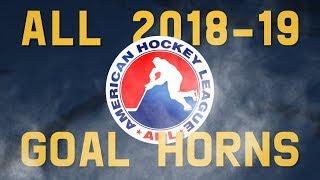 Download All AHL Goal Horns (2018-19) Video