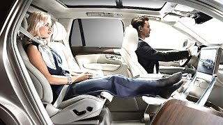 Download Volvo XC90 Limo INTERIOR Lounge Puts Range Rover On Notice TV Commercial Sexy CARJAM TV HD 2016 Video