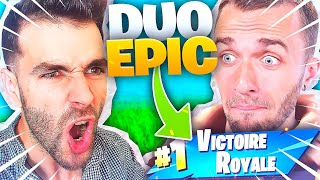 Download Ce Top 1 EPIQUE AVEC SQUEEZIE EN DUO ! ► Fortnite Battle Royale Video