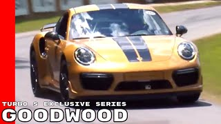 Download Porsche 911 Turbo S Exclusive Series At Goodwood Video
