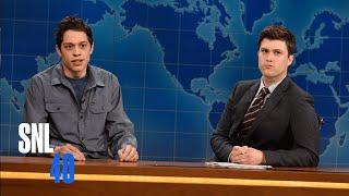 Download Weekend Update: Pete Davidson on Turning 21 - SNL Video