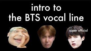 Download BTS Parallel Universe: Intro to the Vocal Line Video