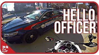 Download COOL COP confrontation!! | Rider-M Video