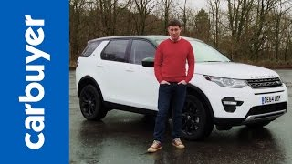 Download Land Rover Discovery Sport SUV 2014-2015 review - Carbuyer Video