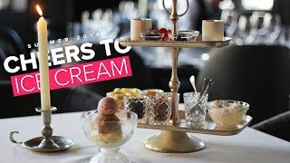 Download Sundae Tower at Maple & Ash | Cheers to Ice Cream | Best Ice Cream in Chicago Video