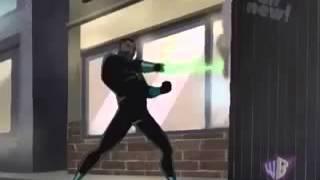 Download Static Shock - Defeating Sinestro In ″Fallen Hero″ Video