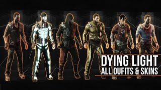 Download Dying Light - ALL OUTFITS with LEGEND SKINS Showcase (Including Secrets & DLCs) ″How to Unlock″ Video