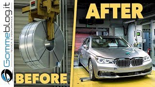 Download 2018 BMW 7 Series PRODUCTION - CAR FACTORY Video