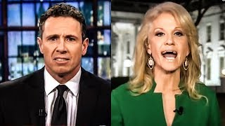 Download Kellyanne Conway Loses Her Mind During Insane CNN Interview About Immigration Video