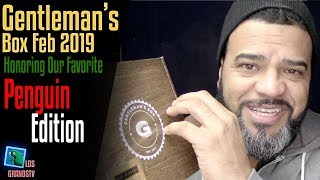 Download Gentleman's Box February 2019 👔 : LGTV Review Video