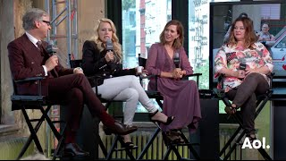 Download Melissa McCarthy, Kristen Wiig, Kate McKinnon and Paul Feig On ″Ghostbusters″ | BUILD Series Video