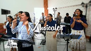 Download SI TÚ QUIERES SENTIR EL GOZO l MUSICALES l BETHEL PRODUCCIONES Video