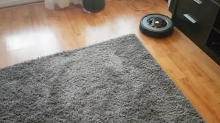 Download iRobot Roomba 866 having problems with carpets Video