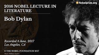 Download Bob Dylan 2016 Nobel Lecture in Literature Video