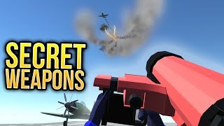Download Ravenfield - TOP SECRET HIDDEN WEAPONS - Hydra, Patriot, HMG & Air Horn - Ravenfield Gameplay Video