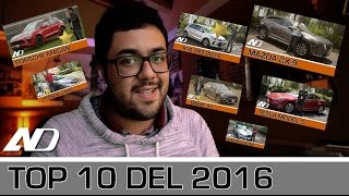 Download Mis 10 autos favoritos del 2016 - Vlog Video