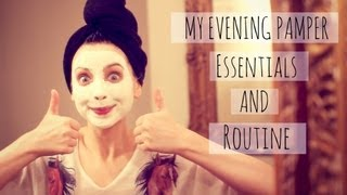 Download My Pamper Evening Essentials | Zoella Video