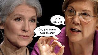 Download Elizabeth Warren Attacked Jill Stein—Jill Responded with FIRE! Video