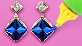 Download 15 BEAUTIFUL JEWELRY CRAFTS YOU CAN DIY Video