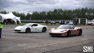 Download Yiannimize vs Lord Aleem - Two 458 Spiders at Hypermax Video