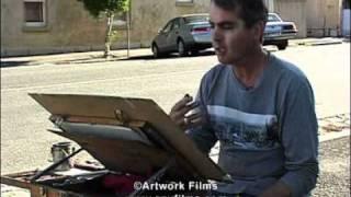 Download Watercolour on Location: Joseph Zbukvic Video