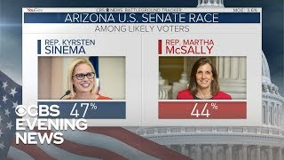 Download Arizona Senate candidates focus on national issues in midterm race Video