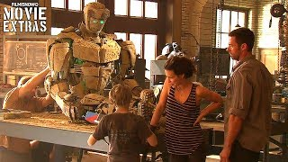 Download Go Behind the Scenes of Real Steel (2011) Video